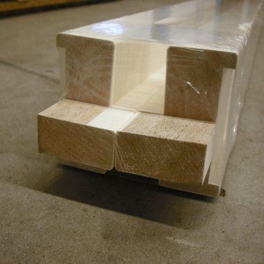 Hardhout kozijn 56x90 b