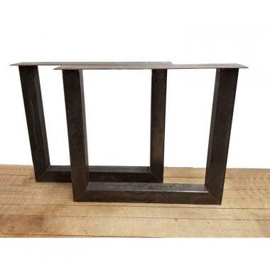 U-poot staal blank (website a)