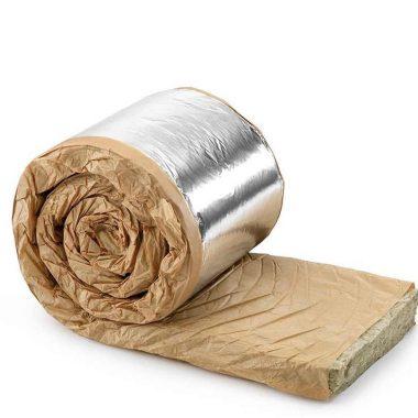 Rockwool spijkerflens steenwol 10 cm