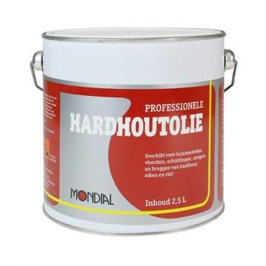 Hardhout olie2,5L