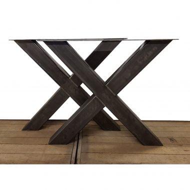X-poot staal 10x10 cm (website 1)
