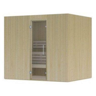 Hot Orange sauna 1860x2130 mm (NR 3)