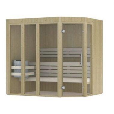 Hot Orange sauna 2130x2130 mm (NR 13)