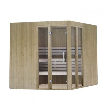 Hot Orange sauna 2130x2130 mm (NR 5)