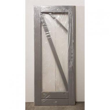 Hardhout grijs BW 26 cm