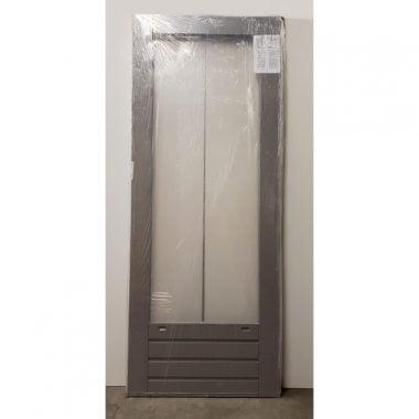 Hardhout grijs BW 40 cm