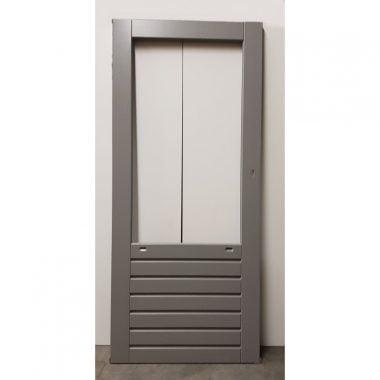 Hardhout grijs BW 70 cm