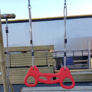 Trapeze ringen plastic