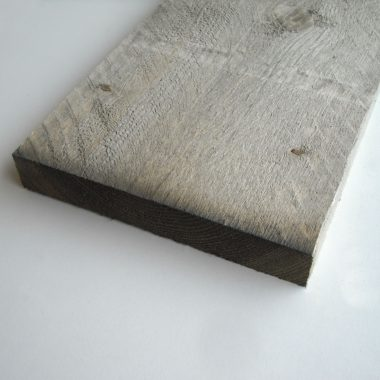 Steigerplank cementgrijs 30x200 mm 250 cm