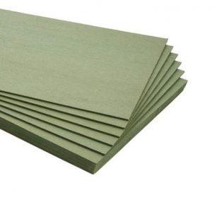 Isofloor ondervloer (groene platen)