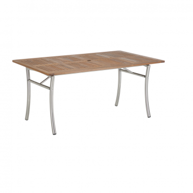 Luco tafel recht 180x100 cm