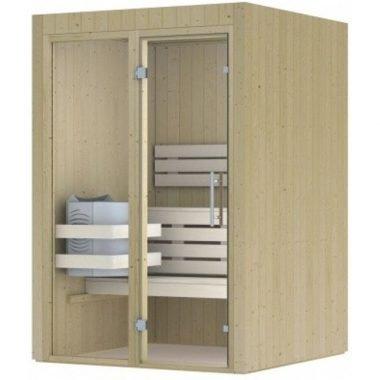 Hot Orange sauna 1410x1410 mm (NR 1)