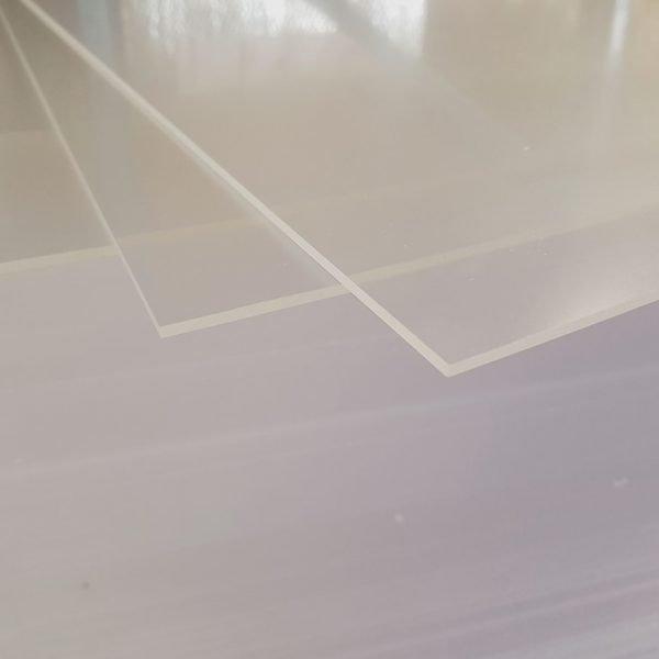 Plexiglas transparant 3 mm