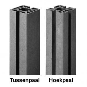 Tuinbalken/Palen