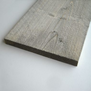 Steigerplank cementgrijs 20x200 mm 250 cm