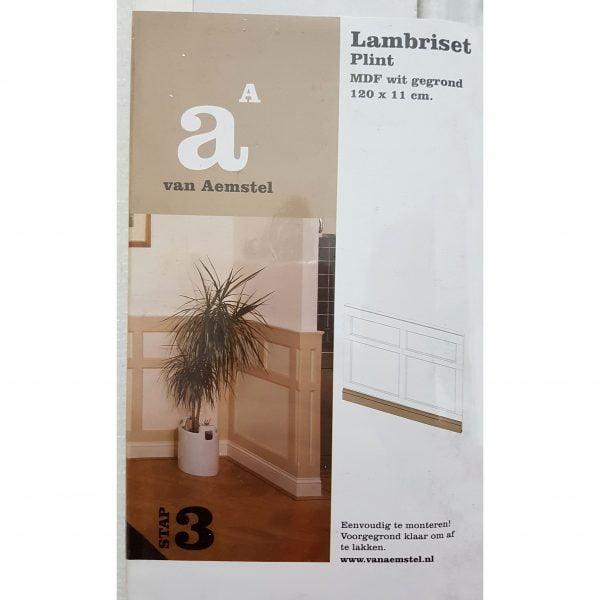 Lambriset Plint 120x11 cm