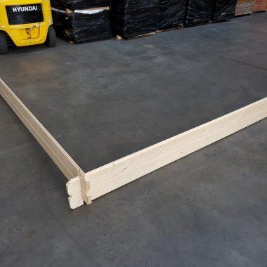 Blokhutprofiel 27×133 mm