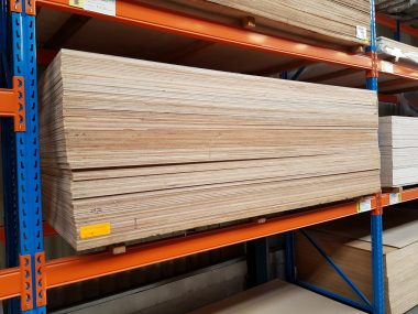 Multiplex Hardwood 25 mm