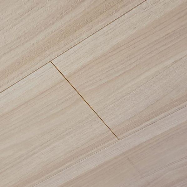 Wand- en plafondpaneel Sencys noten wit 129,4x20,4 cm