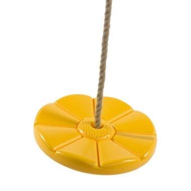 Schommeldisk geel