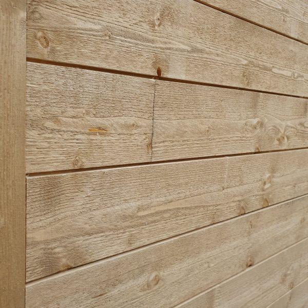 Wood Wall Brown