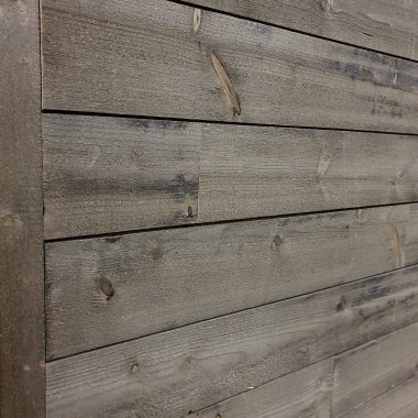 Wood Wall OId Grey