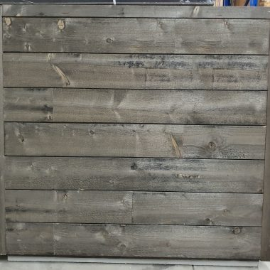 Wood Wall Old grey 18x133 mm 270 cm
