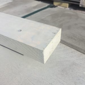 Steigerhout koplijst 30×62 mm 250 cm