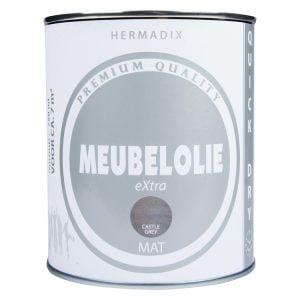 Hermadix meubelolie Castle Grey 750 ml
