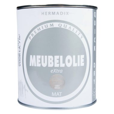 Hermadix meubelolie Grey Wash 750 ml