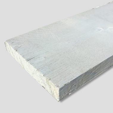 Steigerplank aquablauw 32×200 mm 250 cm