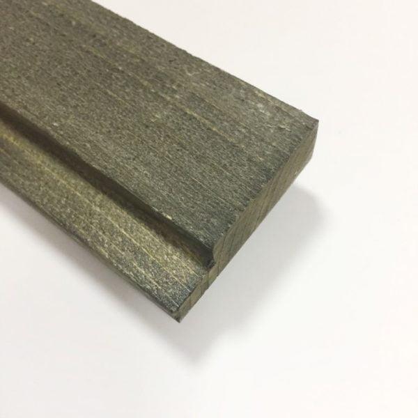 Wood Wall hoeklijst Old Grey 18×59 mm 270 cm