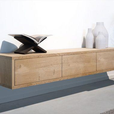 Beuken Tv meubel