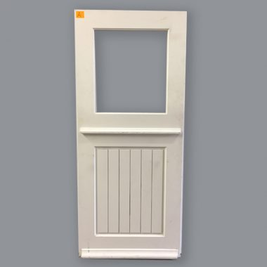 Hardhouten voordeur / buitendeur 85x201,5 cm