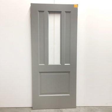 Hardhouten voordeur / buitendeur Cando ML 650 88x201,5 cm