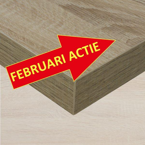 Februari actie