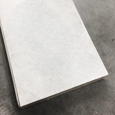 Kunststof plafondpanelen/wandpanelen Starlight white 270x25 cm