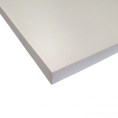 Meubelpaneel wit 59,5x40 cm