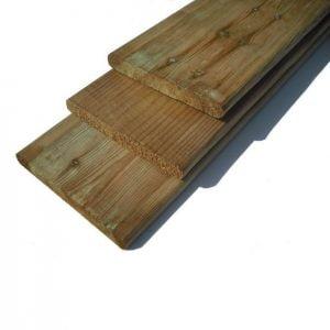 (Tuin) planken