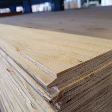 Underlayment Buildersgrade 18 mm 122x244 cm Tand en Groef