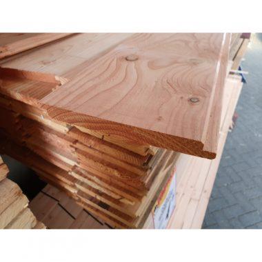 Sponningplank douglas 18x190mm 300 cm