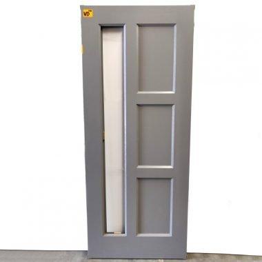 Hardhouten voordeur/buitendeur Skantrae 83x201,5 cm (deur VD100)