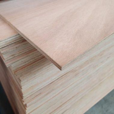 Multiplex Hardwood 9 mm 122x244 cm
