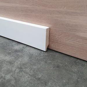 MDF plint recht 18x70 mm 240 cm