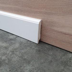 MDF plint kraal 18x90 mm 240 cm