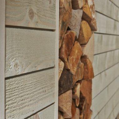 Wood Wall Hapnik 270 cm (wandbekleding - steigerhout)