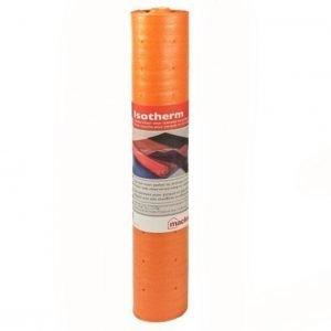 Isotherm ondervloer isolatie