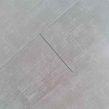 Wand- en plafondpaneel Avanti Aqua Louvre (zilver) 119x19,9 cm