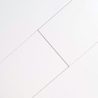 Wand- en plafondpaneel Avanti Aqua Wit glans 119x19,9 cm