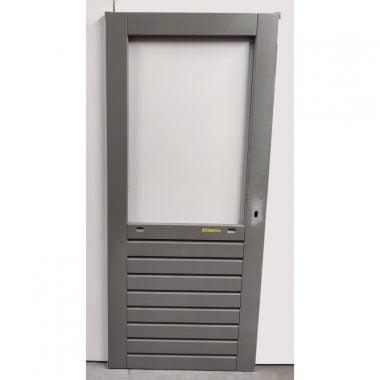 Hardhouten achterdeur/buitendeur 88x201,5 cm (AD208)